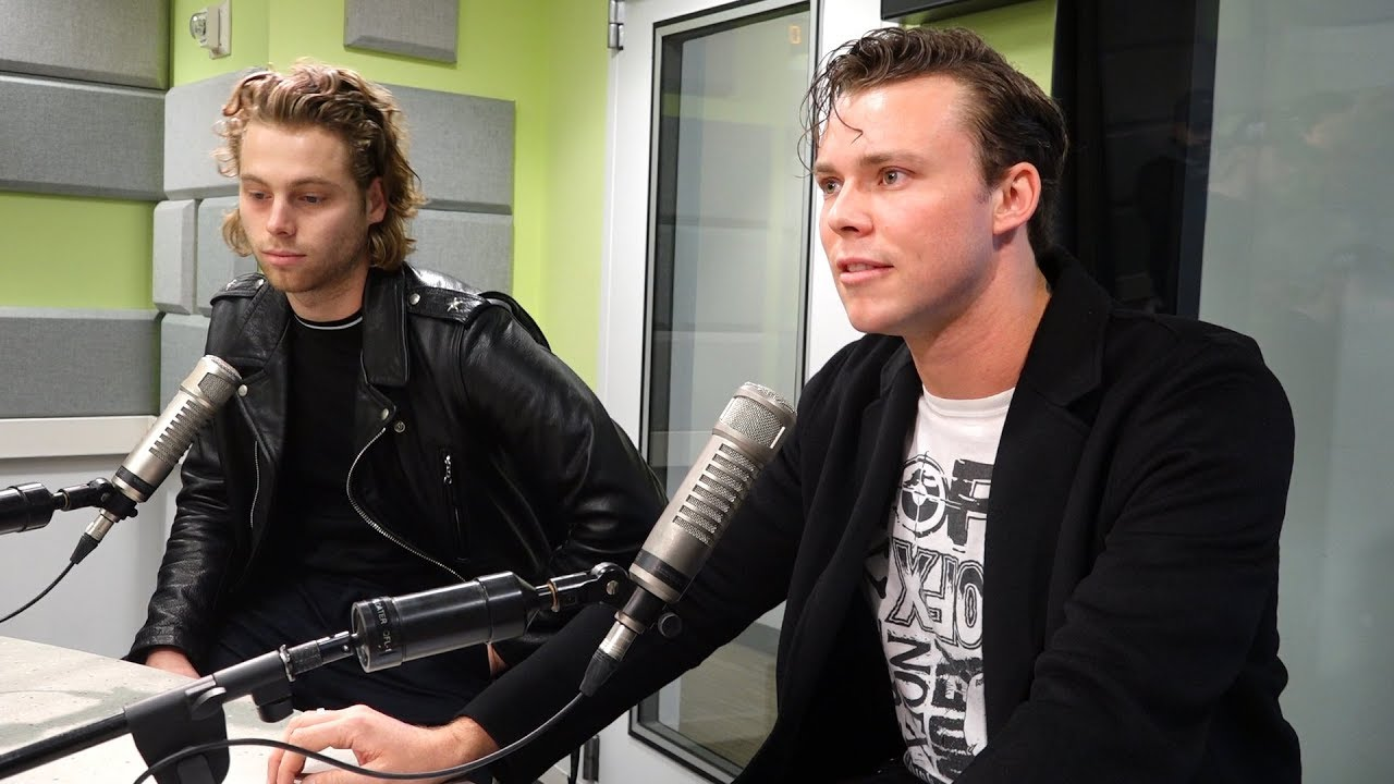 5 Seconds of Summer Reveal Why They Needed To Take a Long Break
