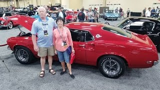 Original Owners Mile Boss Ford Mustang Sell Barrett Jackson Las Vegas