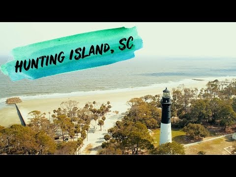 Hunting Island SC - Exploring The Hunting Island Lighthouse And Hunting Island State Park