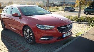 Újautó-teszt: Opel Insignia Sports Tourer