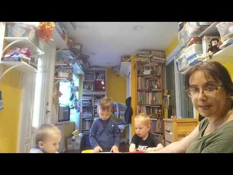 Развитие речи. Дети-билингвы. Развивающее занятие. Детям 2 года.