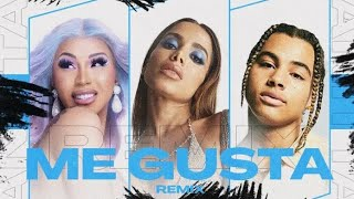Anitta, Cardi B, 24KGoldn - Me Gusta (Remix) (Official Music Video) [Legendado/Tradução]