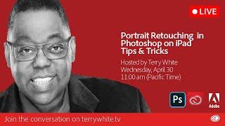 Portrait Retouching in Photoshop on iPad Tips & Tricks