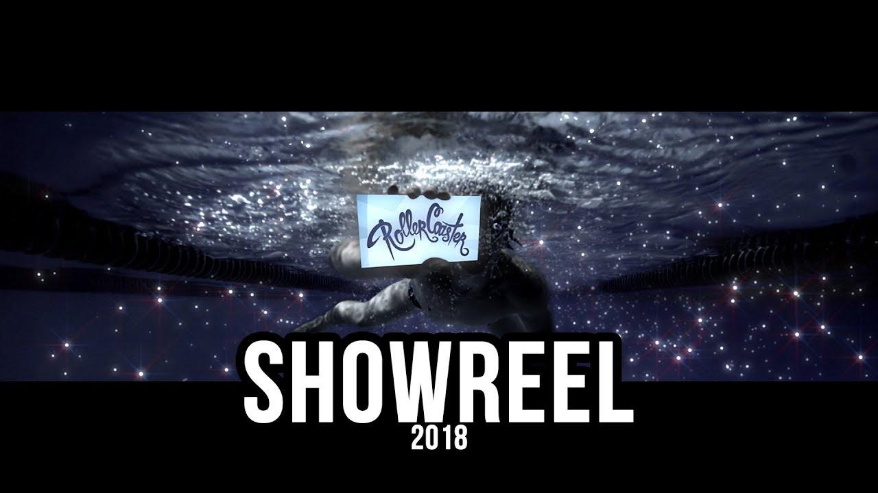 ROLLER COASTER SHOWREEL 2018