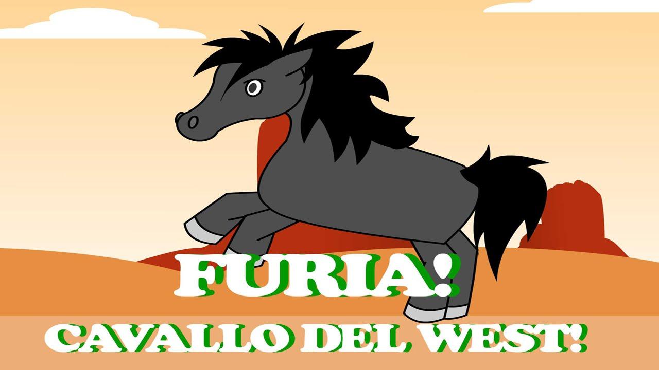 Furia cavallo del west canzoni per bambini youtube