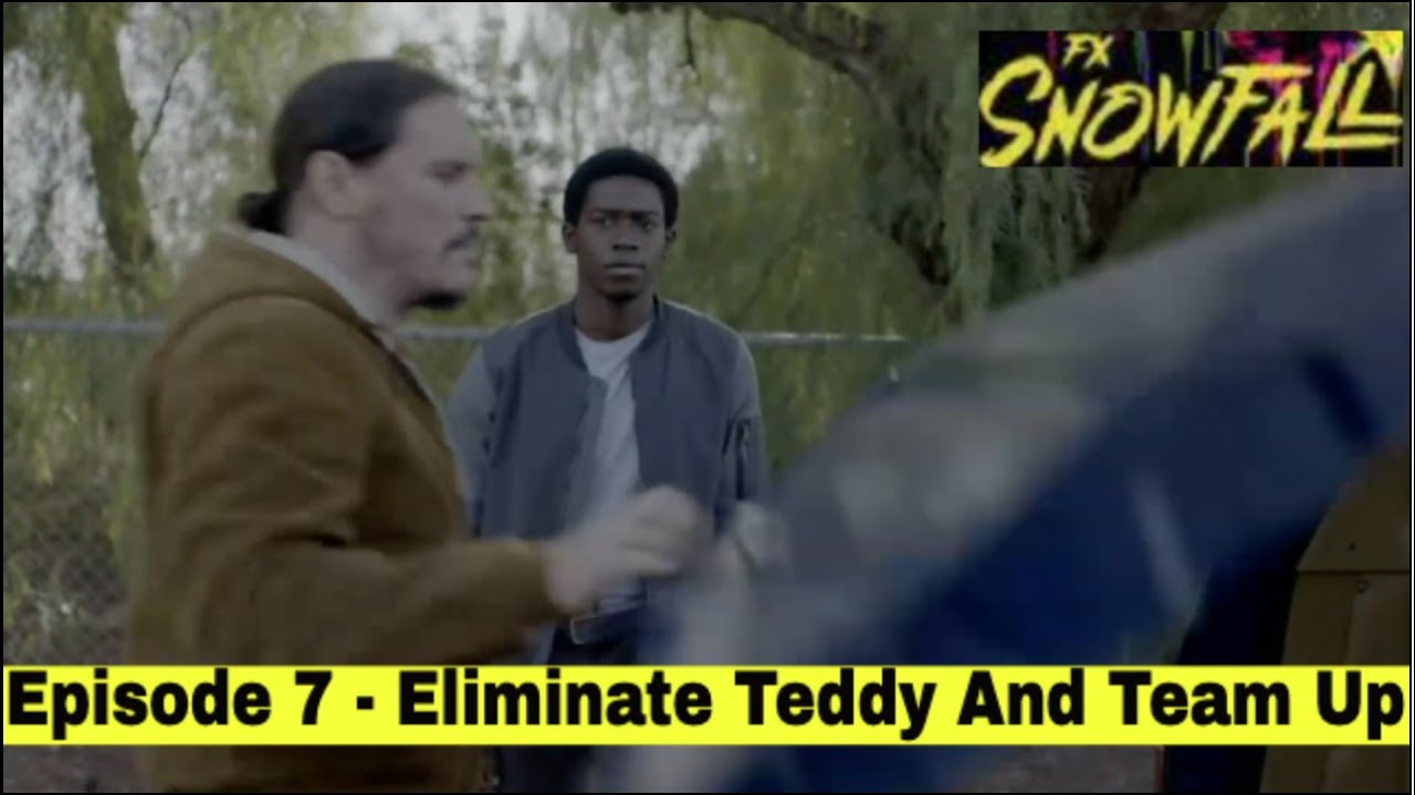 Download Snowfall Season 4 Episode 7 Trailer - Franklin And Gustavo Will Take Out Teddy And Move To New City
