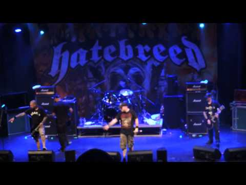 "Hatebreed - ""Honor Never Dies"" - ao vivo no Circo Voador"
