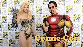 Comic-Con Best Cosplay 2018 #ThatCosplayShow