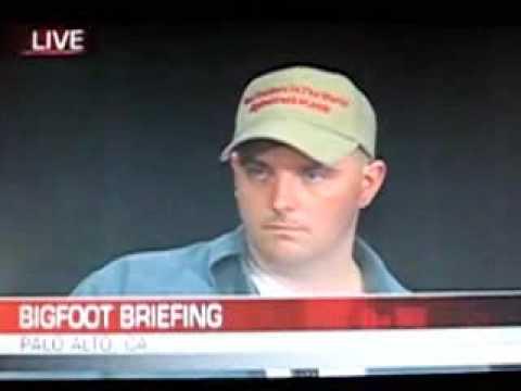 Part 2 Biscardi Bigfoot Press Conference 8/15/08