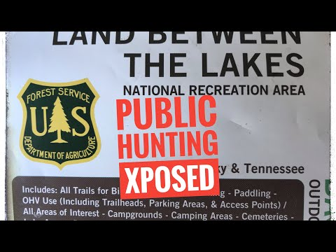 Public Hunting Xposed (Land Between The Lakes) Deer Edition