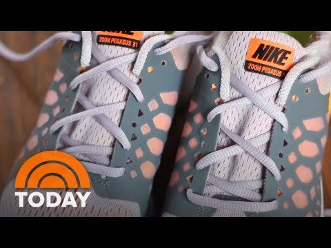 Check Out These Easy Shoelace Tricks To Ease Foot Pain | TODAY
