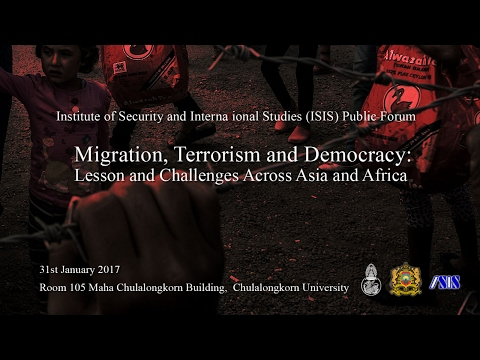 Migration, Terrorism and Democracy: Lesson and Challenges Across Asia and Africa 1/2