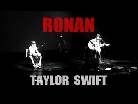 Ronan - Taylor Swift LIVE (cover)   Cancer Sucks!