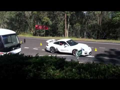 Porsche Sport Driving School Part 4 Stage 1 Precision