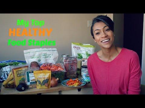 Top Healthy Food Staples