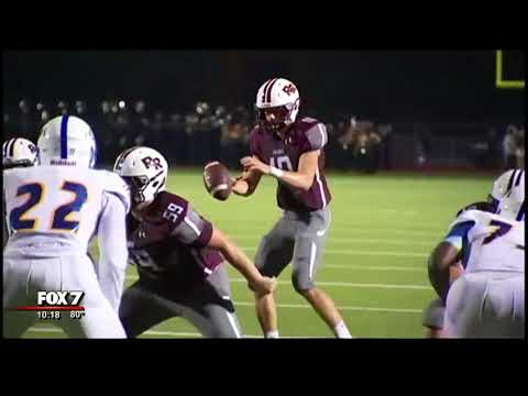 FOX 7 Friday Football - Schertz Clemens vs Round Rock | 9/2017