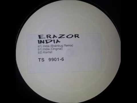E-Razor - India (Brainbug Remix) [Trancespectral 1999]