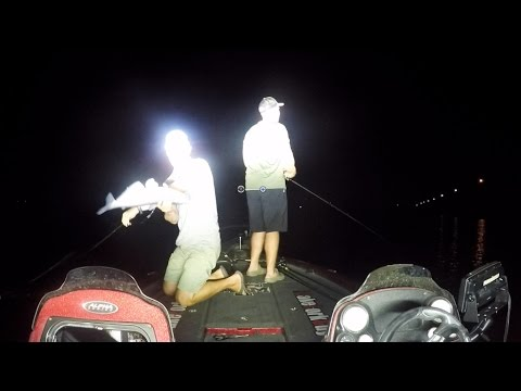 Brightest Light Ever For Night Fishing