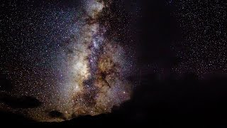 We are made of Stars - A Timelapse