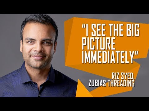 A genuine business purpose enabled Riz Syed to open 30 brow threading bars | #397