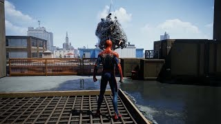 Spider-Man Pre-E3 2018 Gameplay Compilation