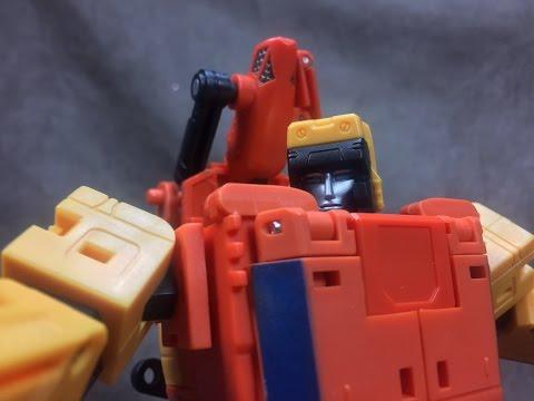 Unique Toys Sworder Transformers 3rd Party Sandstorm