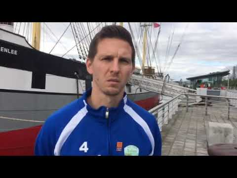 Steve Saunders reflects on the Irn-Bru Cup draw against Elgin City