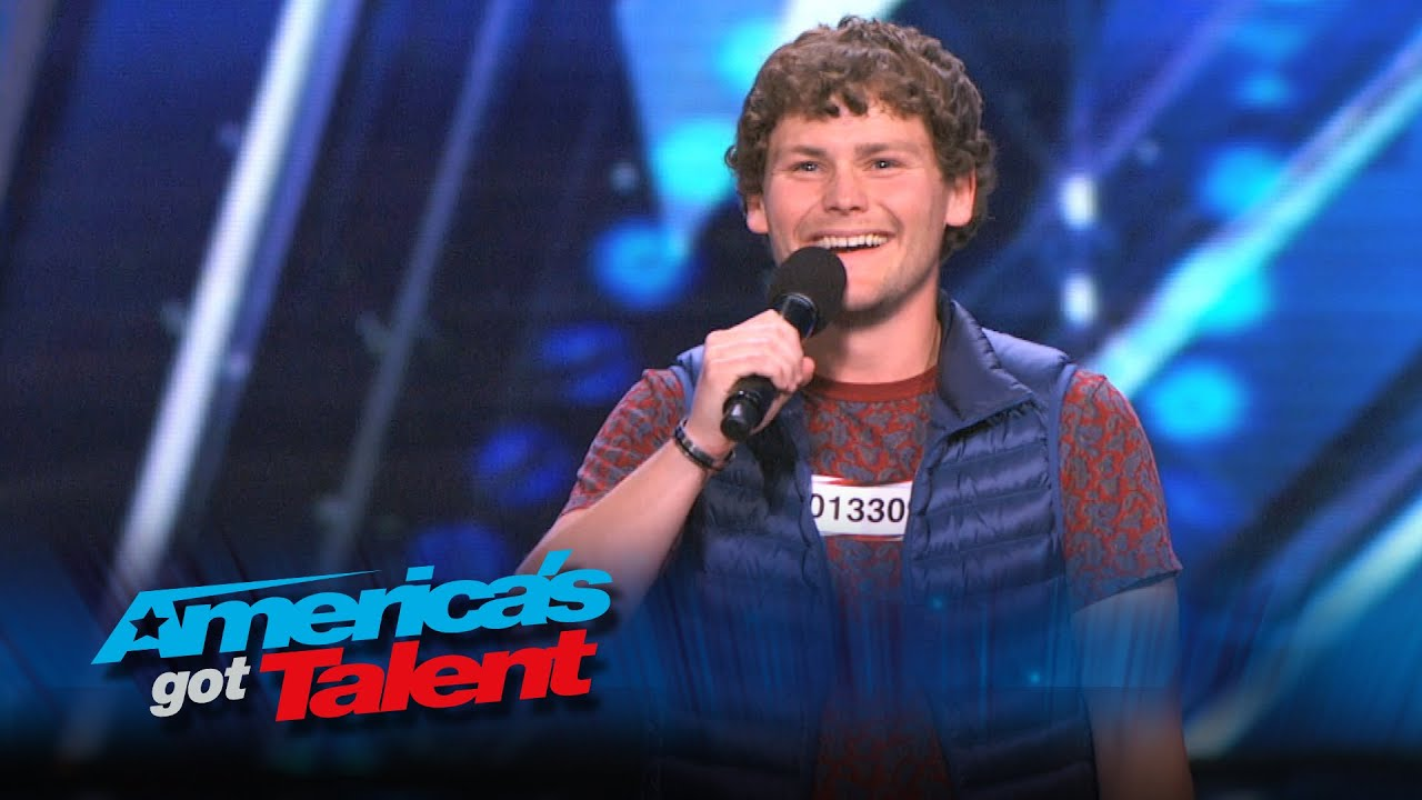 Drew Lynch America's Got Talent