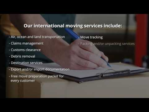 International Moving Professionals in Memphis