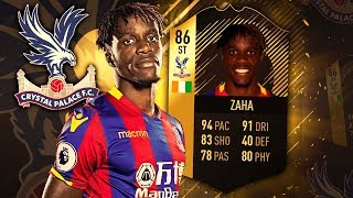 SIF ZAHA 86! EXTINCT PLAYER! FIFA 18 ULTIMATE TEAM