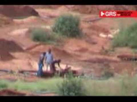 #GRS documentary: New Winza Tanzania ruby mines visit 2008