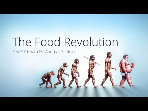 The food revolution 2016