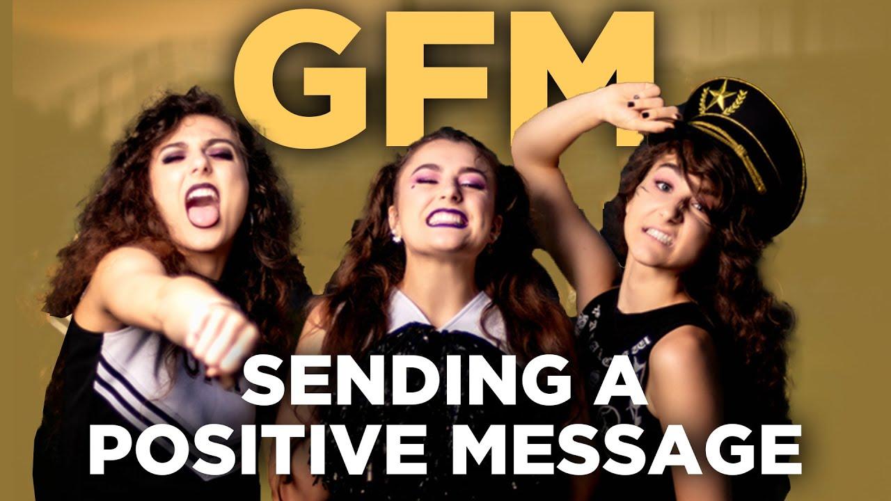 Sending a message through music