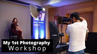 Nikon India | My 1st Photography Workshop | Photography Career in India ? Dslr Photography | Fashion