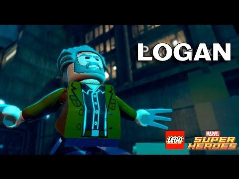 LEGO Marvel Superheroes - Old Man Logan (MOD)