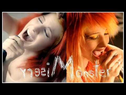 Paramore mashup - Misery Monster (Misery Business/Monster)