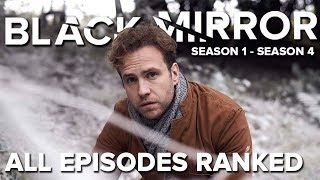 Black Mirror || Every Episode Ranked