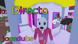 ROBLOX epic with DE DIRECTO● / / come play! ROBLOX / / ☠JOSE DUBSS☠ roblox
