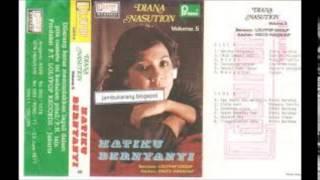 Gambar cover Diana Nasution      Hatiku Bernyanyi