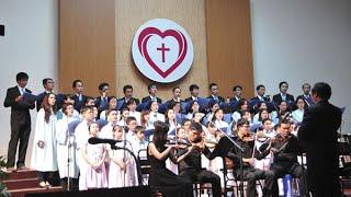 Đêm Thánh ca Tạ ơn và Tôn vinh Thiên Chúa tại TTMV TGP TP.HCM (2014) - BHX Pio X