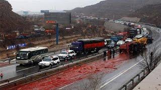 ✅ CRAZY RUSSIAN DRIVERS | CRASH #8 ✅