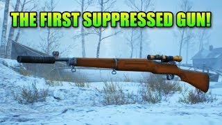 New Suppressed Sniper Rifle and 8 New Weapon Variants! Battlefield 1 Major CTE Update