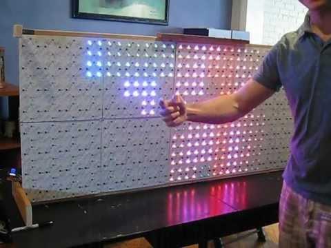 New Interactive RGB LED modules YouTube