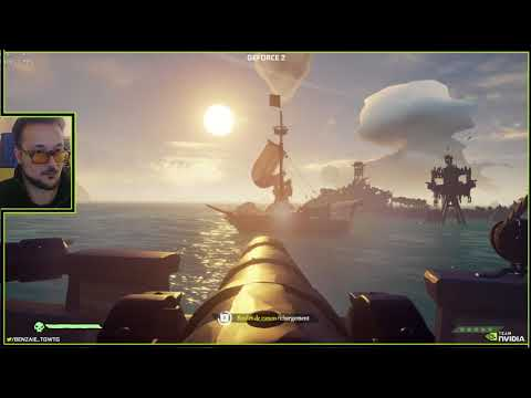 Sea of Thieves #5 Tout va Bain !   Benzaie Live