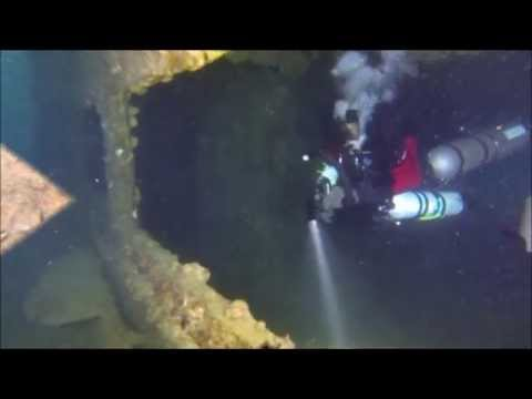 Amoco milford haven 2013 jerome espla techdive aren doovi - Tech dive arenzano ...