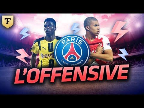 Le PSG prêt à des folies pour Mbappé et Dembélé, l'OM moins ambitieux ? - La Quotidienne #76