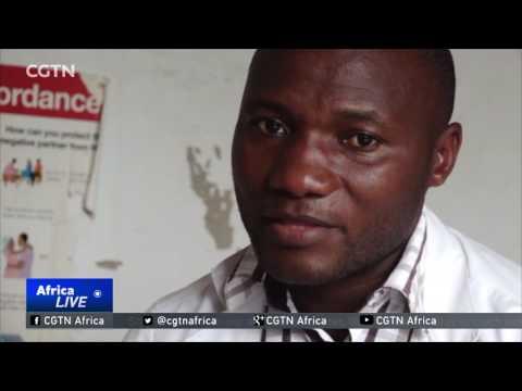 Burundian refugee signs up as a nurse at Uganda hospital