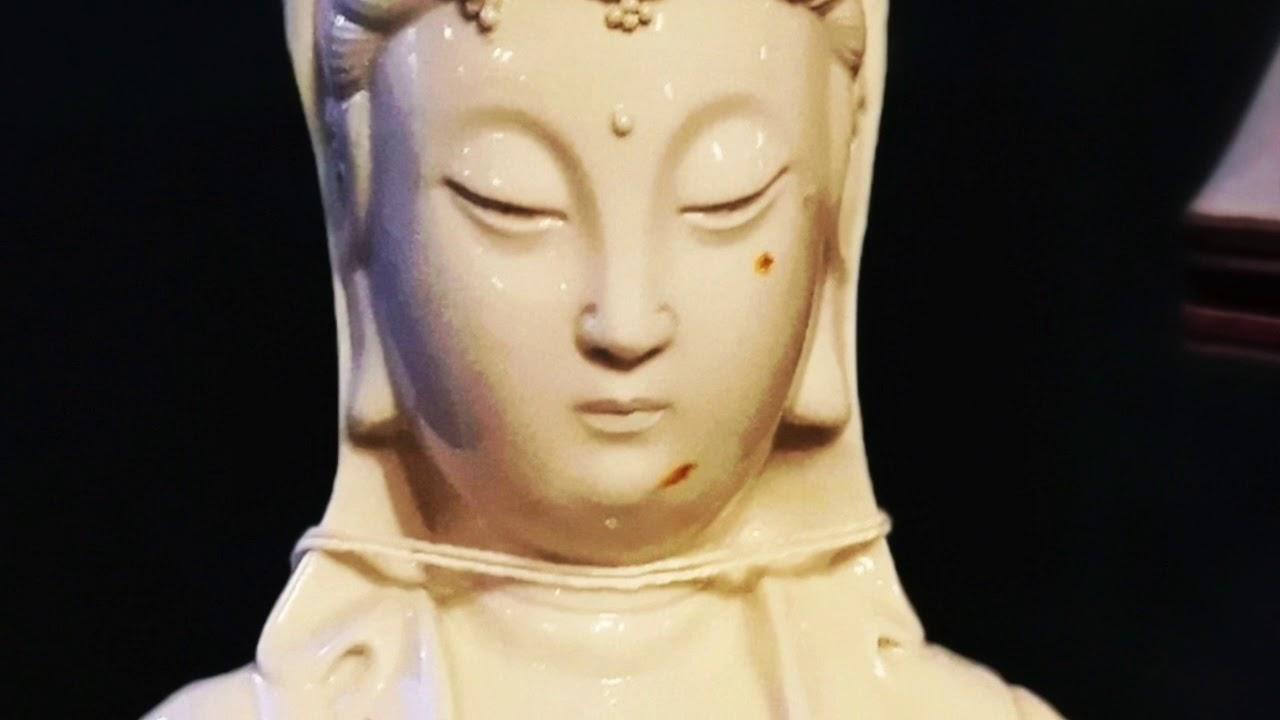 Rubrica Marotta Episodio 6 - Quanyn porcellana Bianca Antica, Cina