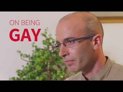 Yuval Noah Harari - Q&A on Being Gay