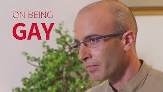 Yuval Noah Harari - Q&A on Being Gay